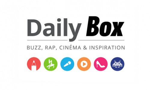 Logo - Daily Box