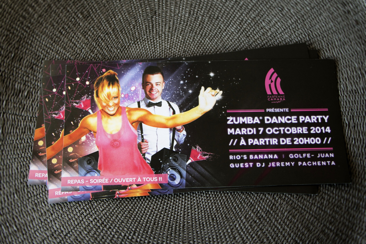 Zumba® Dance Party by Fabienne