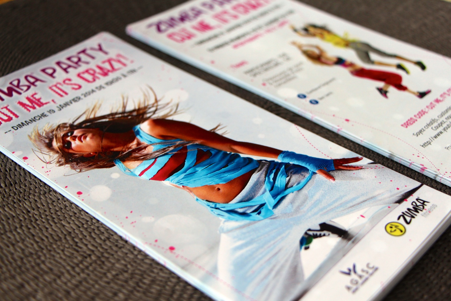 Zumba Party - Cut me, it's crazy